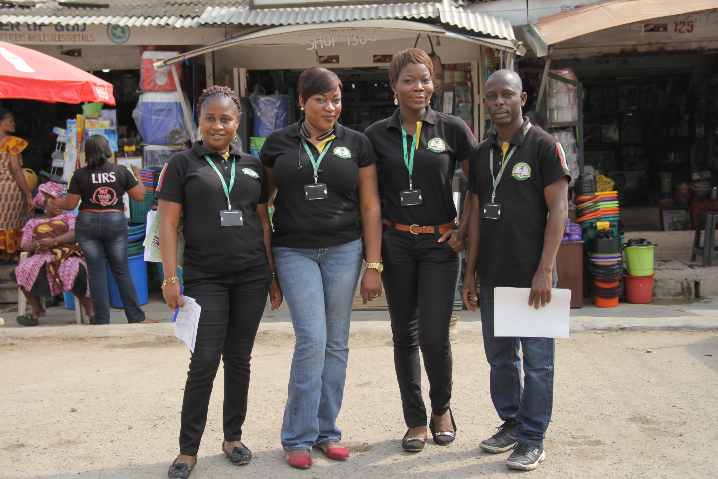 The LIRS Team