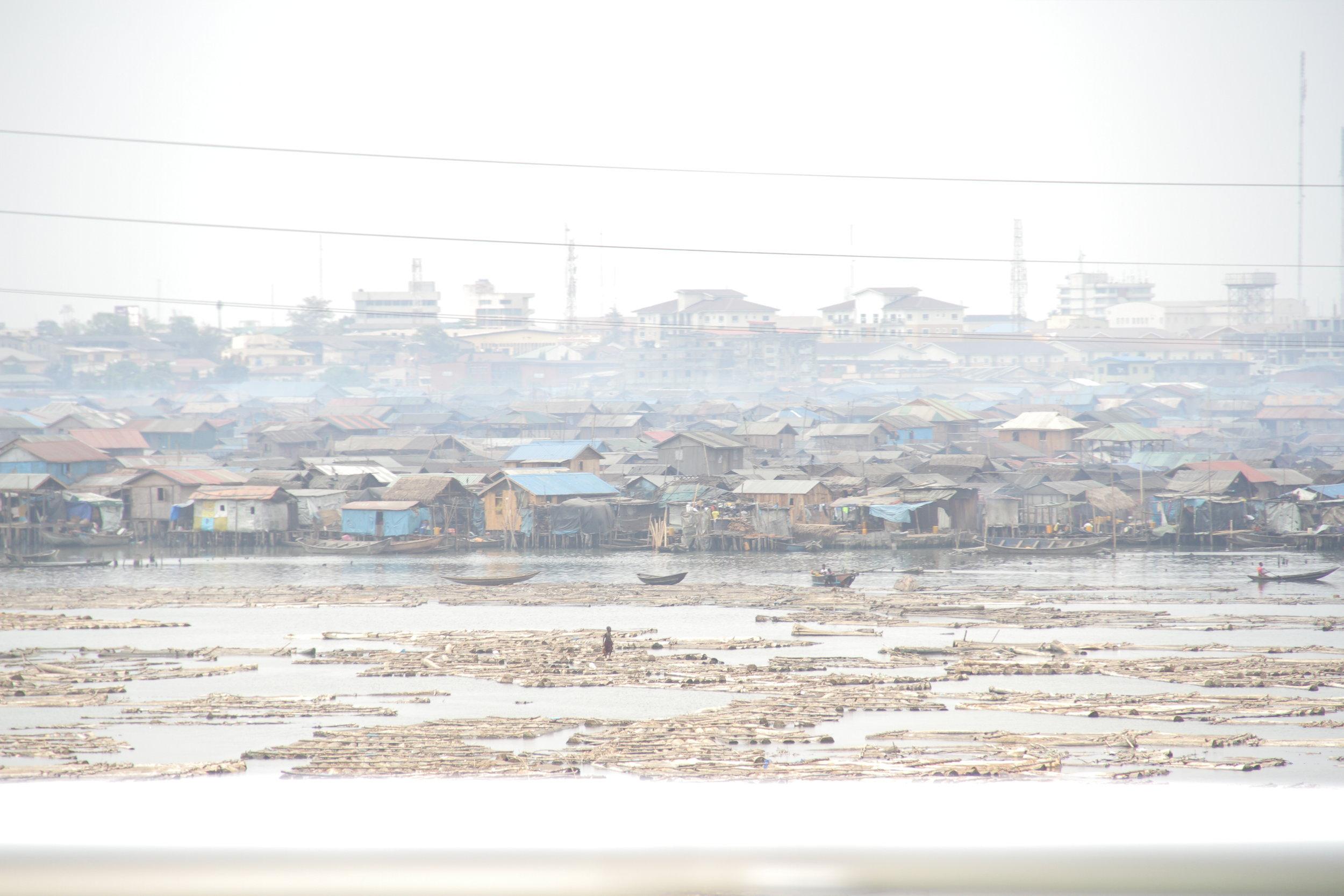 Slums of Lagos