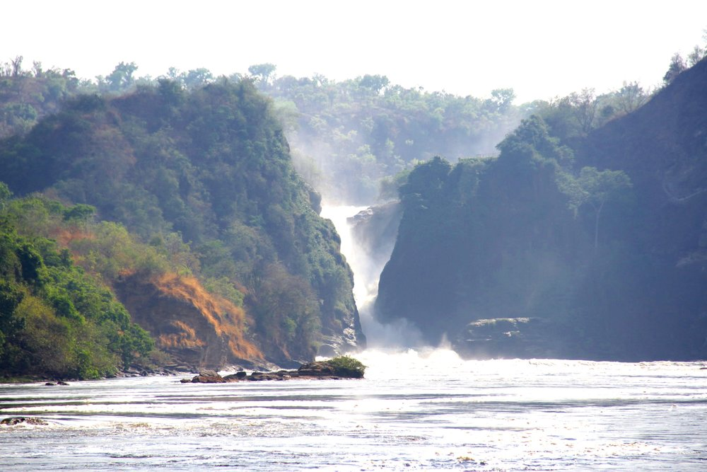 Murchison Falls. A place of adventure.