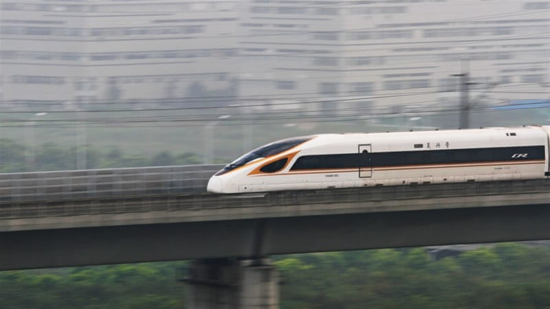 The High-speed train