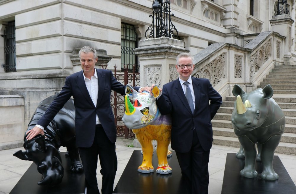 Zac Goldsmith MP: Illegal wildlife trade conference -