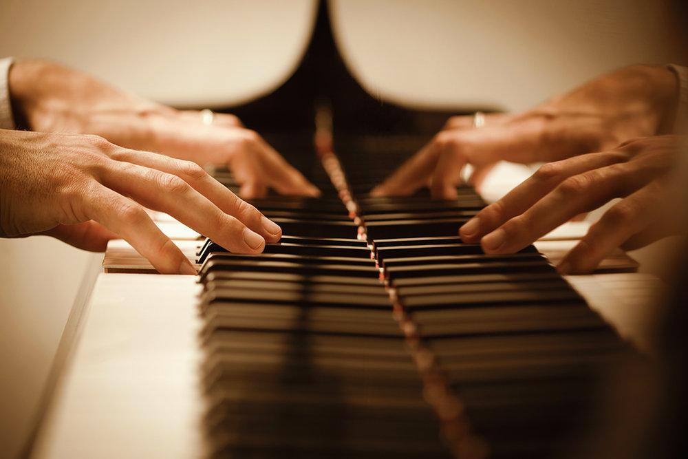 PIANO'S EN VLEUGELS TE KOOP