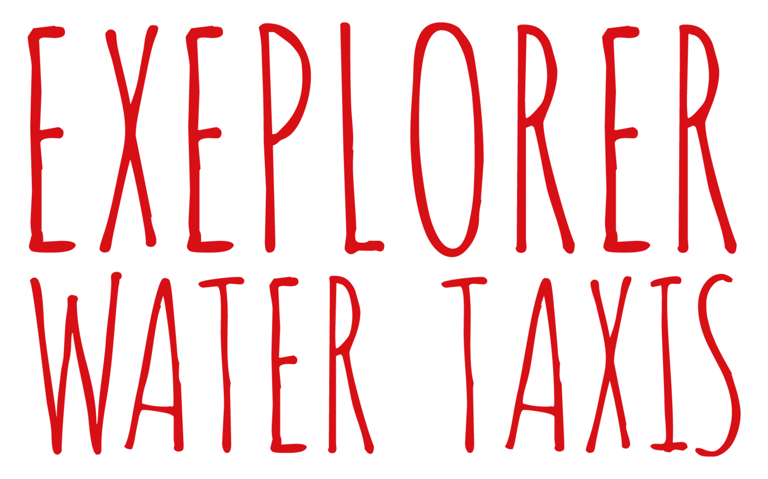 Exeplorer Water Taxis