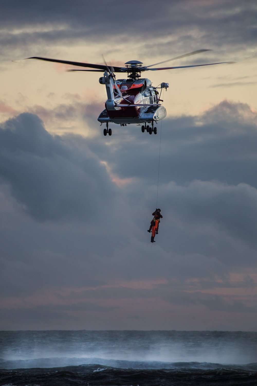 exmouth dawlish warren coast guard helicopter water taxi