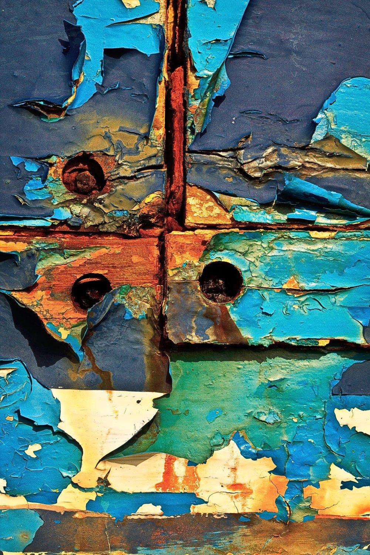 paint exmouth dawlish warren water taxi river exe trawler