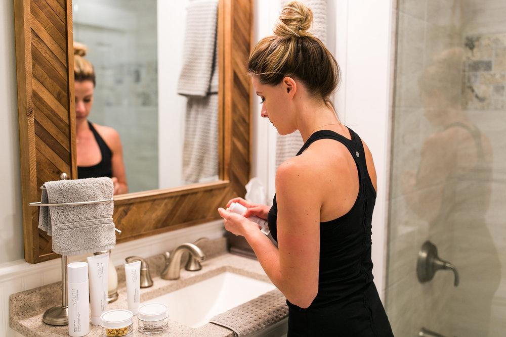 - Au-Naturale: My Minimalist Skin Care Routine