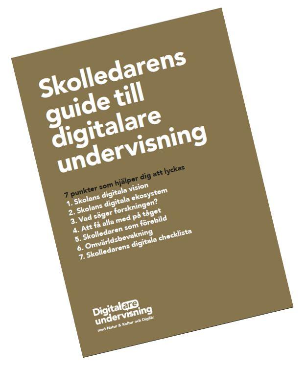 skolledarens guide till digitalare undervisning
