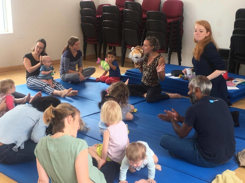 Toddler French Singing Class
