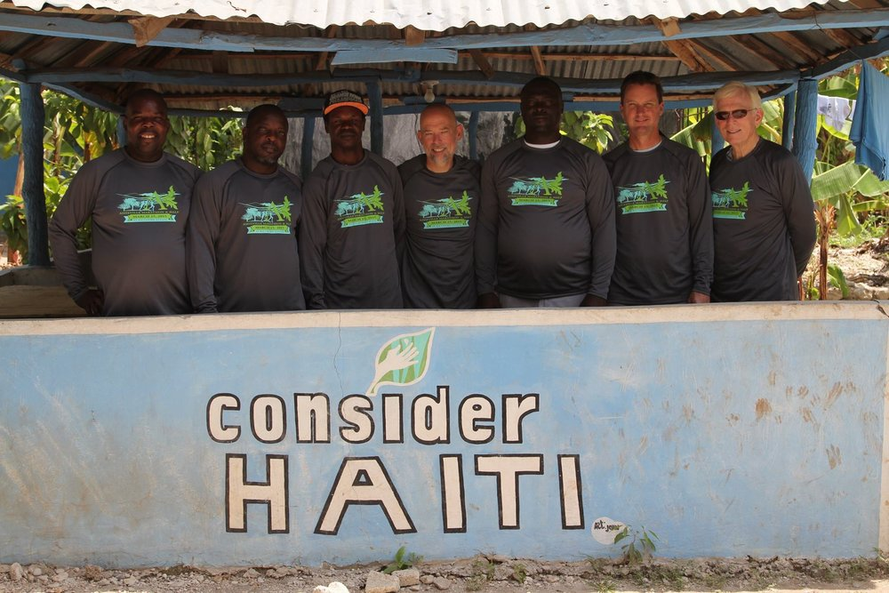 Visit www.considerhaiti.org for more information.