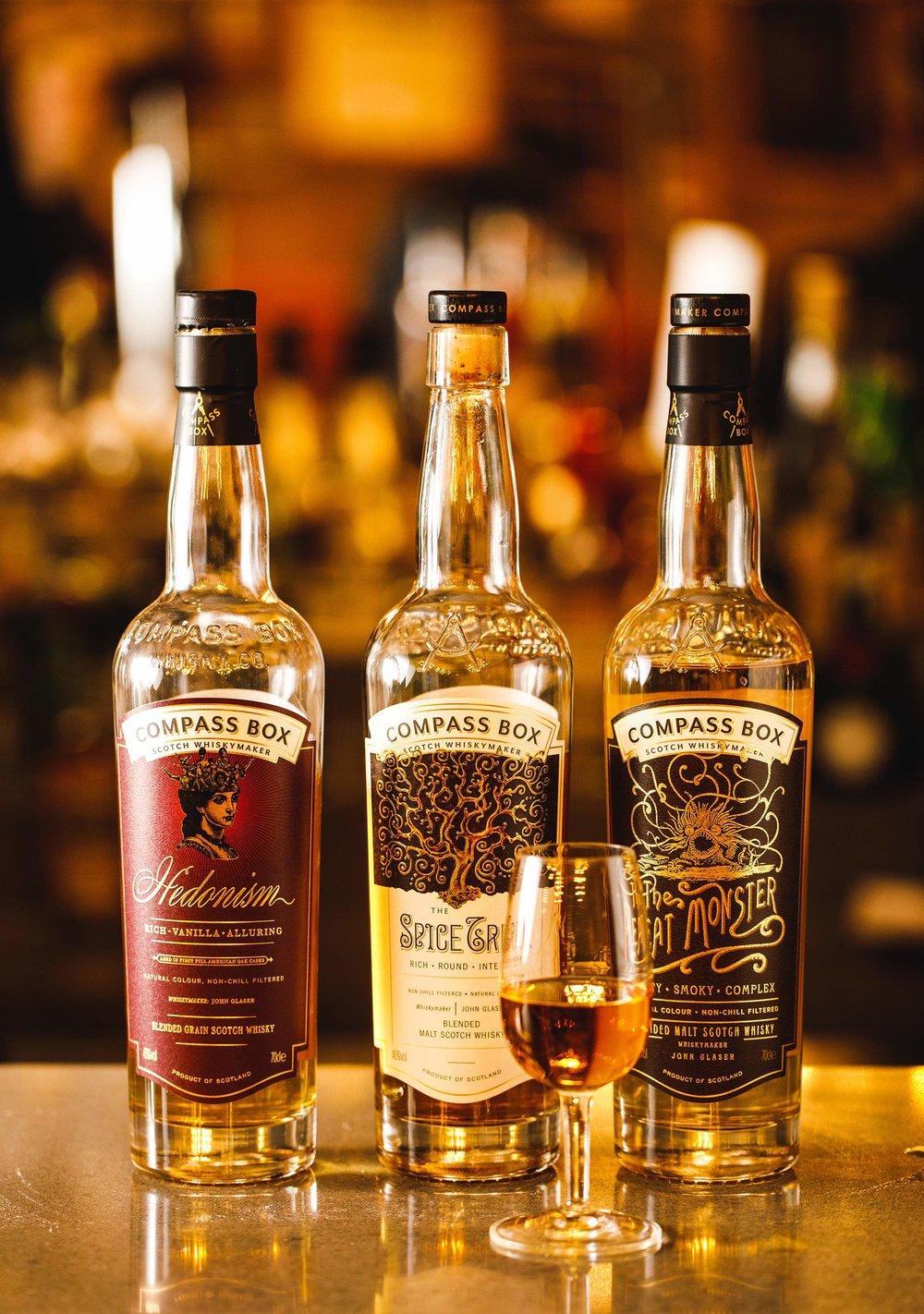 Gentleman and Scholar Pub - Whisky Bottles.jpg