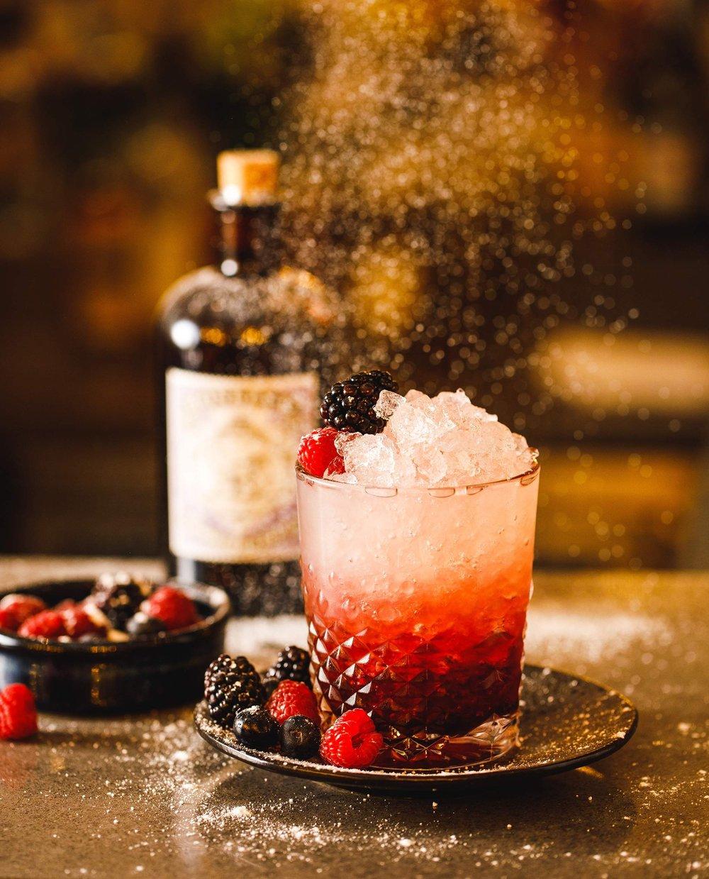 Gentleman and Scholar Pub - Bramble - Gin 4.jpg