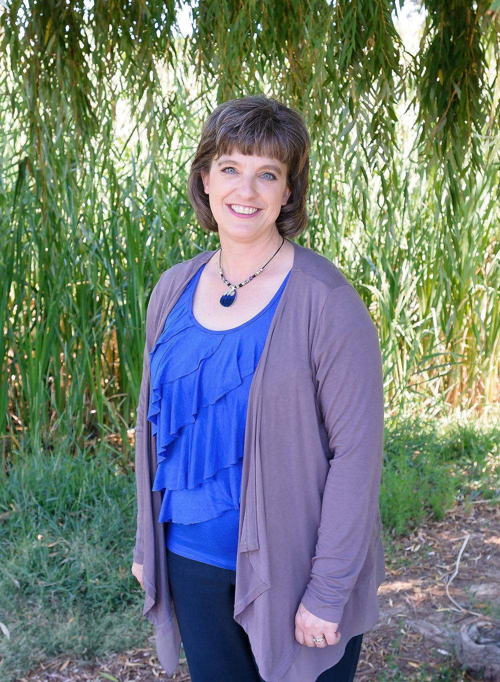 "Christy Frey, Mission Advancement Assistant - Run, run, run. I am always on the run.At Truth in Love Ministry, I manage (""run"") the donor database program. I also run really hard to keep our team one step ahead of the production schedule—not an easy task!As a wife to a pastor here in Nampa, there are numerous church activities to run to, and I run my fingers over the organ keys every Sunday for worship.As a mom to four boys, I seem to be running after groceries more times than I care to count. And, the running to all their athletic and band activities never ends.When I finally take a break, I love to run my eyes through the pages of a book, run through a deck of cards in a game of Solitaire, or run a needle through fabric doing counted cross-stitch.But the greatest race of all is the one described by St. Paul in Philippians 3:13-14, ""Forgetting what is behind and straining toward what is ahead, I press on toward the goal to win the prize for which God has called me heavenward in Christ Jesus."" It is my prayer that God blesses all of our efforts to bring more and more people to the banquet he has prepared at the finish line! Christy@TILM.org 