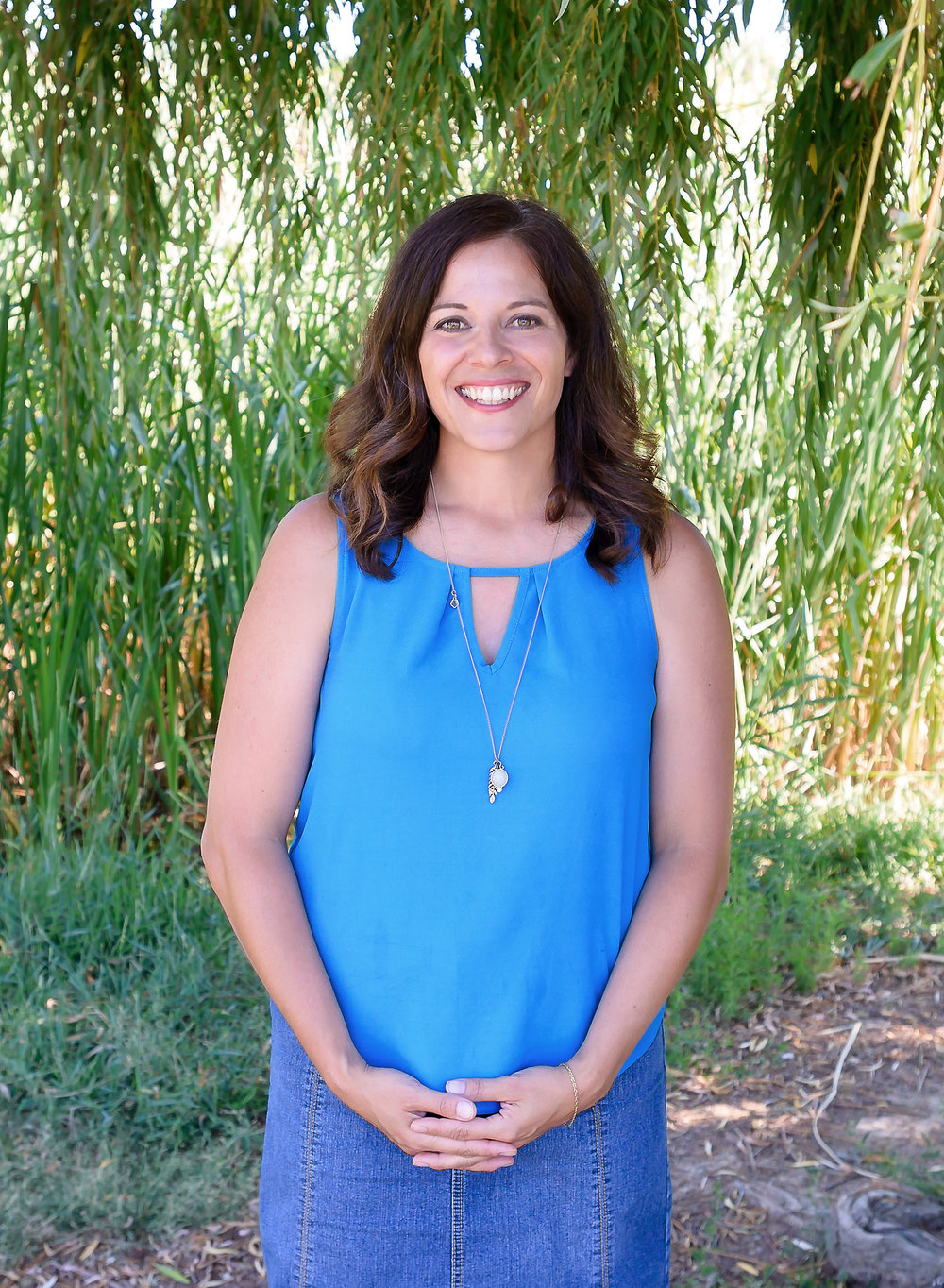 Gina Zimpelmann, Communication Coordinator - It still astounds me that I get to combine my love for connecting with people, my excitement to share Jesus and the blessing of personally growing in God's Word!  I am often energized after a day of connecting with others – whether it be on one of our social media accounts, connecting with others over email, phone or in person, or planning with our team. It is amazing to see God working in hearts and through others.Outside of Truth in Love Ministry, you will often find me with my family. My husband, Matt, and I love love playing board games, watching movies and getting outside with our three kids.  Volunteering at church in our children's and women's ministries gives me opportunities to continually connect with others and with God's Word.  Other than that, you'll likely find me in one of my