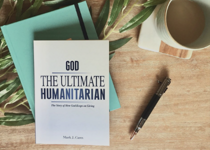 Learn More…  - To learn more about this Wonderful Status, check out my book: God—The Ultimate Humanitarian: The Story of How God Keeps on Giving. There is a whole chapter on how God showed his love for us by giving us a wonderful status. Take a deep dive into our status in Christ versus our state of sinning.