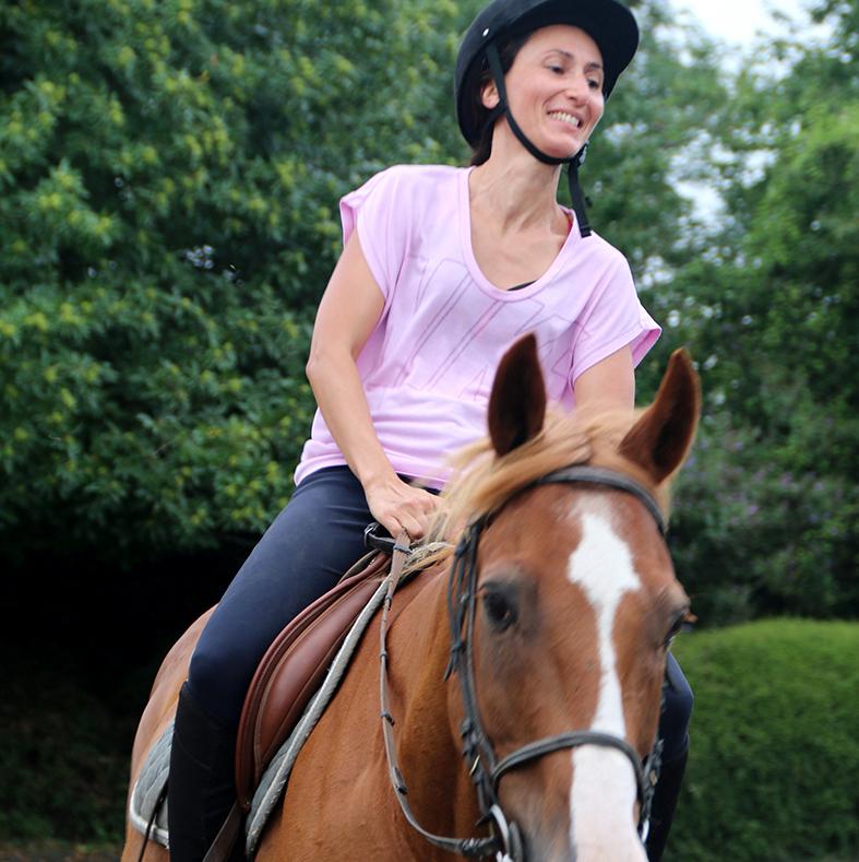 stage d'équitation adultes