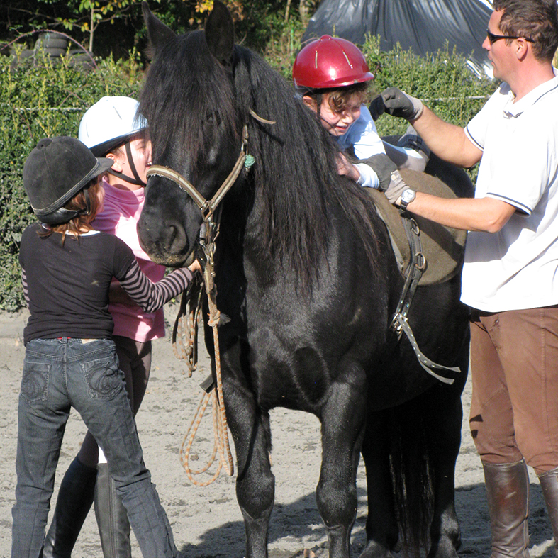 riding holidays for chidren in France