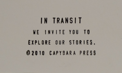 In Transit (Colophon)-  An Artists' Book by Ashley L. Schick_Schick.JPG