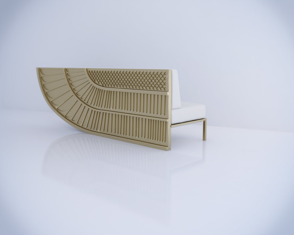 Copy of The Wing Sofa