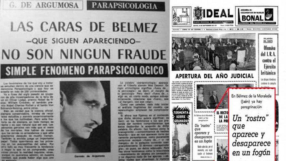 CARAS DE BELMEZ