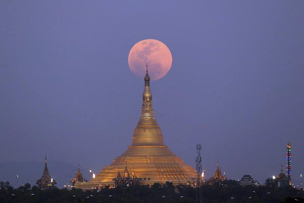 Naypyitaw, Birmania