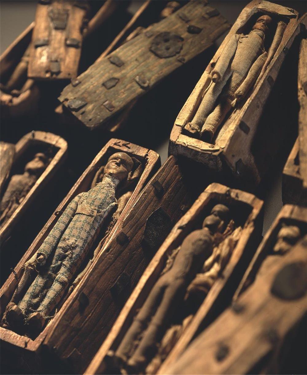 Miniature Coffins
