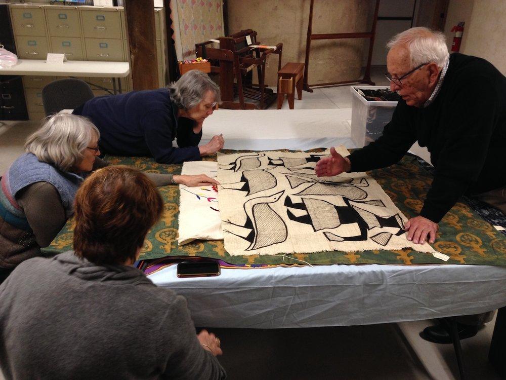 Wisconsin-Museum-Quilts-Fiber-Arts-Collecton-Donate-Cedarburg-Visit