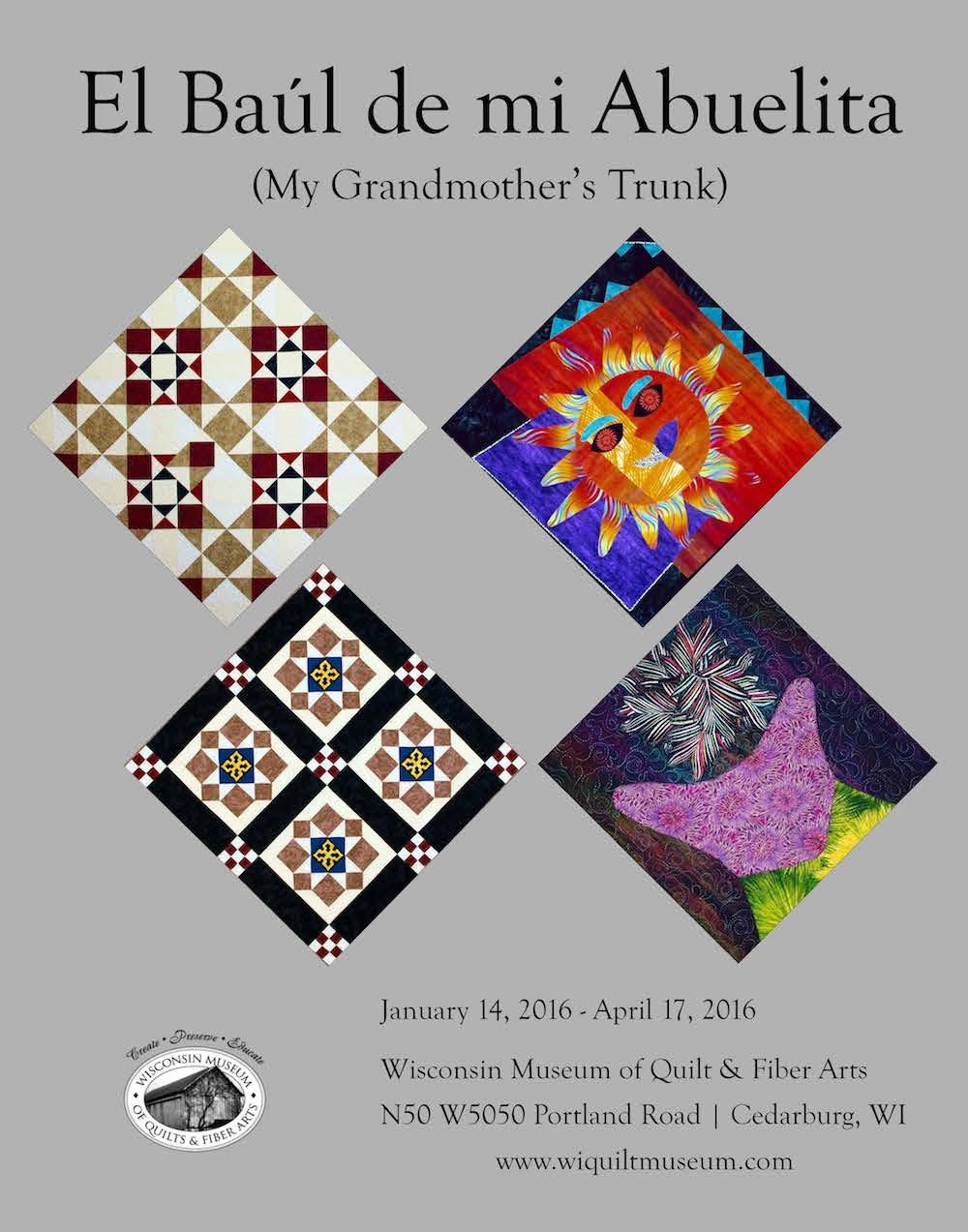 WMQFA-El-Baul-de-mi-Abuelita-Quilt-Museum-Exhibition