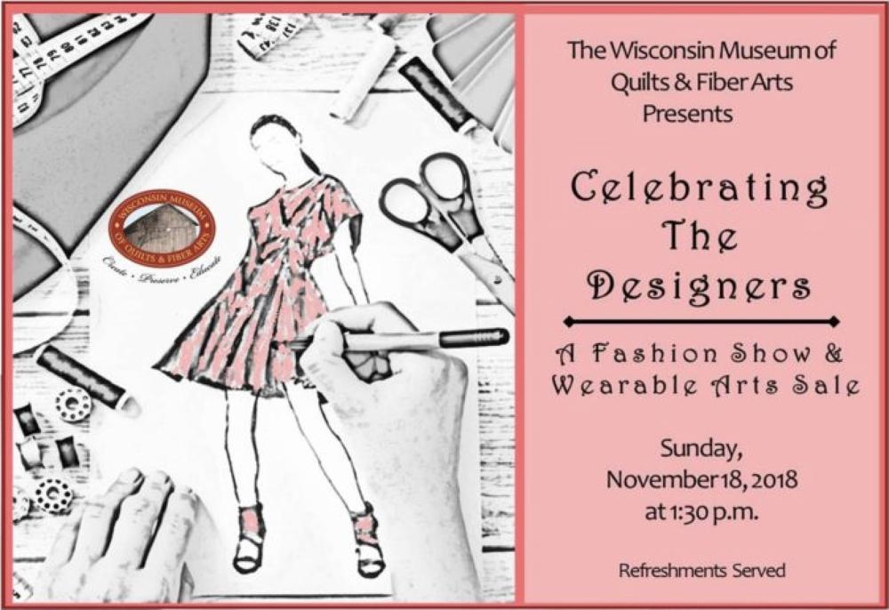 WMQFA-Cedarburg-Wisconsin-Museum-Quilts-Fiber-Arts-Fashion-Show-Art-Shop