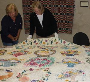 WMQFA-Wisconsin-Quilt-Museum-Fiber-Arts-Documentation-Day