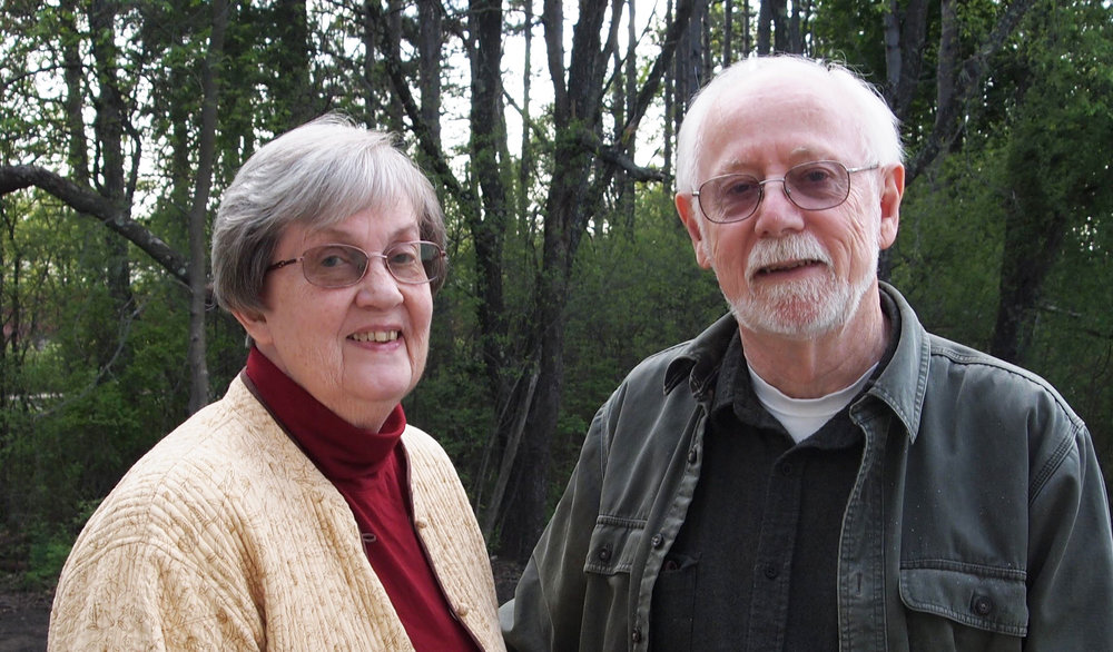 Marty & Art Larsen, 2016 Lifetime Historic Preservation Award Recipients