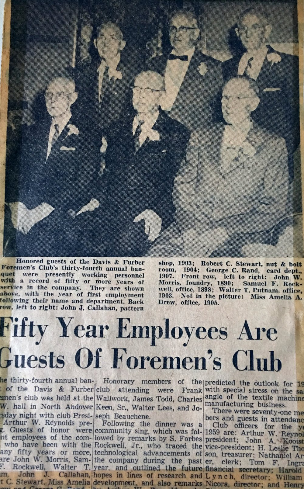 50 Year Employees guests of Foreman's club.jpg