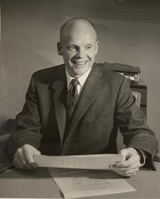 Frank W. Steere, Jr.