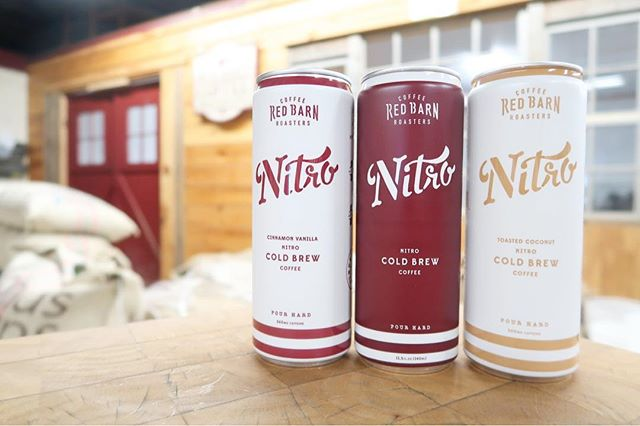 Our 3 Nitro cans are now produced with Direct-Trade Guatemalan Coffee. . . Through our #DirectTrade purchasing efforts, we are committed to supporting coffee farmers and their communities. A portion of our coffee purchase is passed along to @creamos_futuros to support their work with the women of Guatemala City. Check them out!