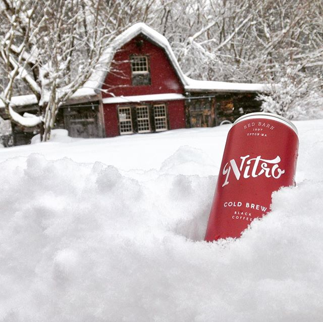 Stop by for a snow day hot chocolate!  Our Southborough and Westborough locations will open today at 9am.