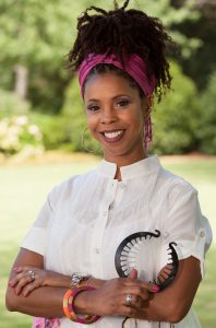 16 CEATA LASH - the founder of PuffCuff LLC, first black woman to hold two patents for a natural hair accessory