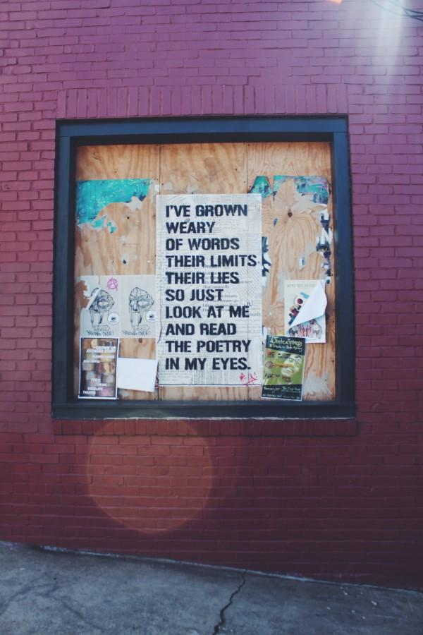 Noda north davidson street street art