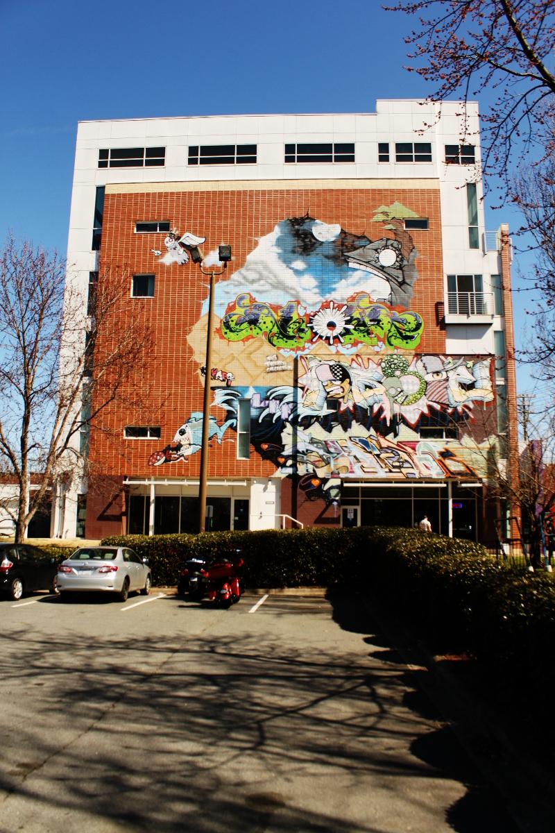street art noda charlotte
