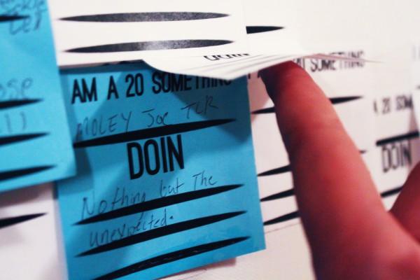 #20sds 20 something doin' something