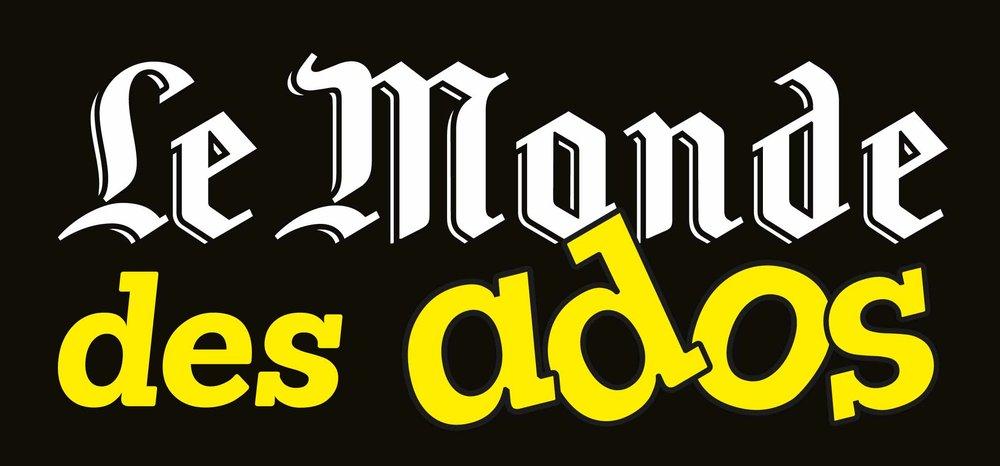 Logo Monde des Ados
