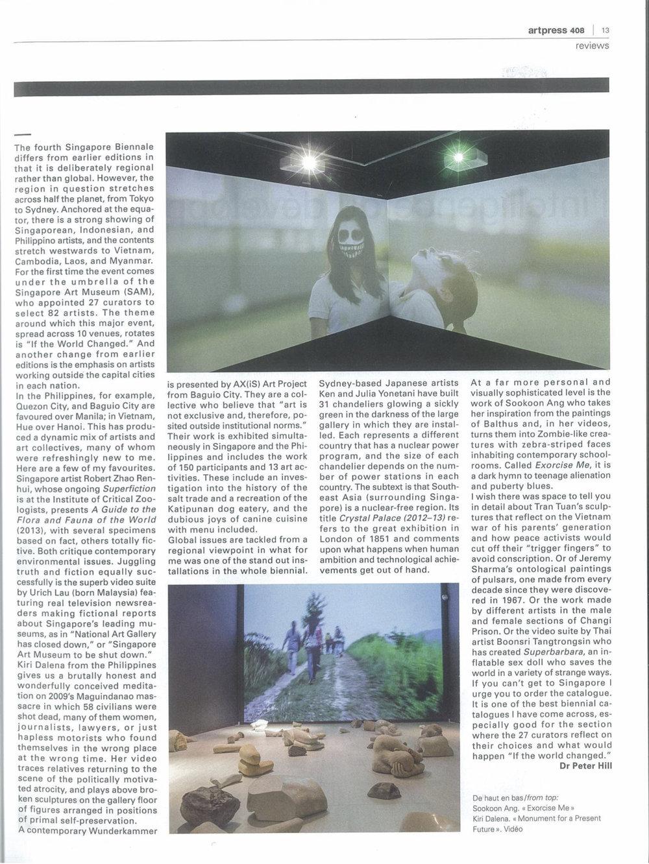 Fourth Singapore Biennale