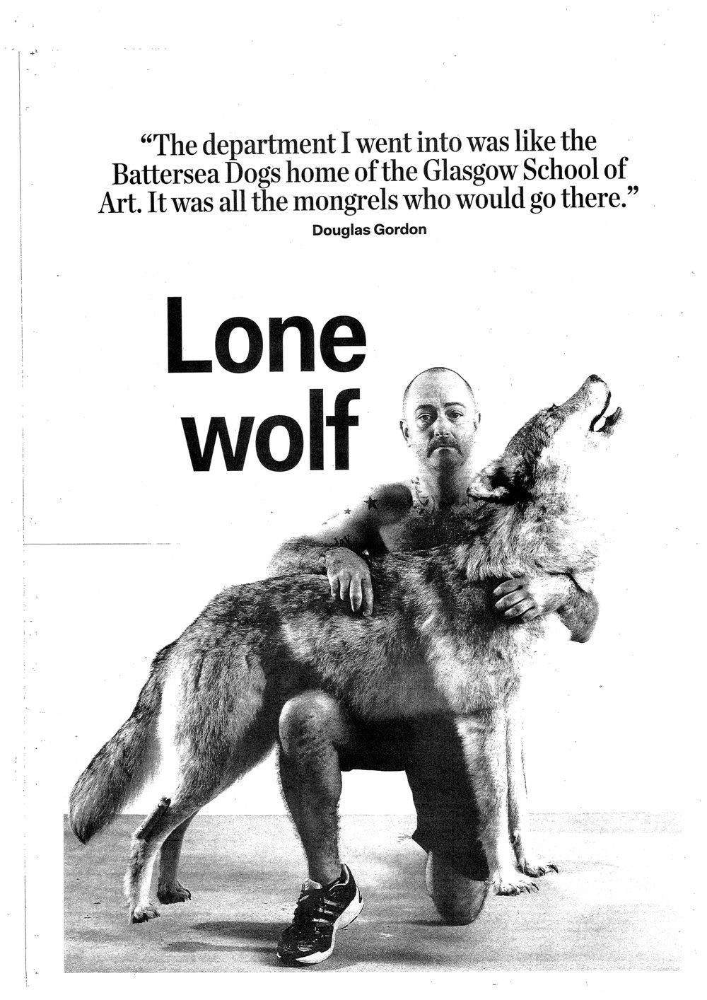Lone Wolf: Douglas Gordon