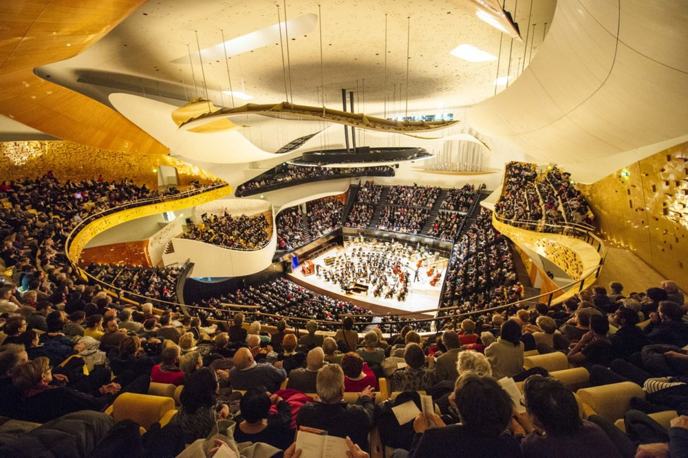 Source:  Philharmonie de Paris