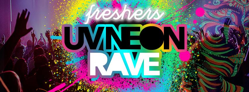 Freshers UV Neon Rave