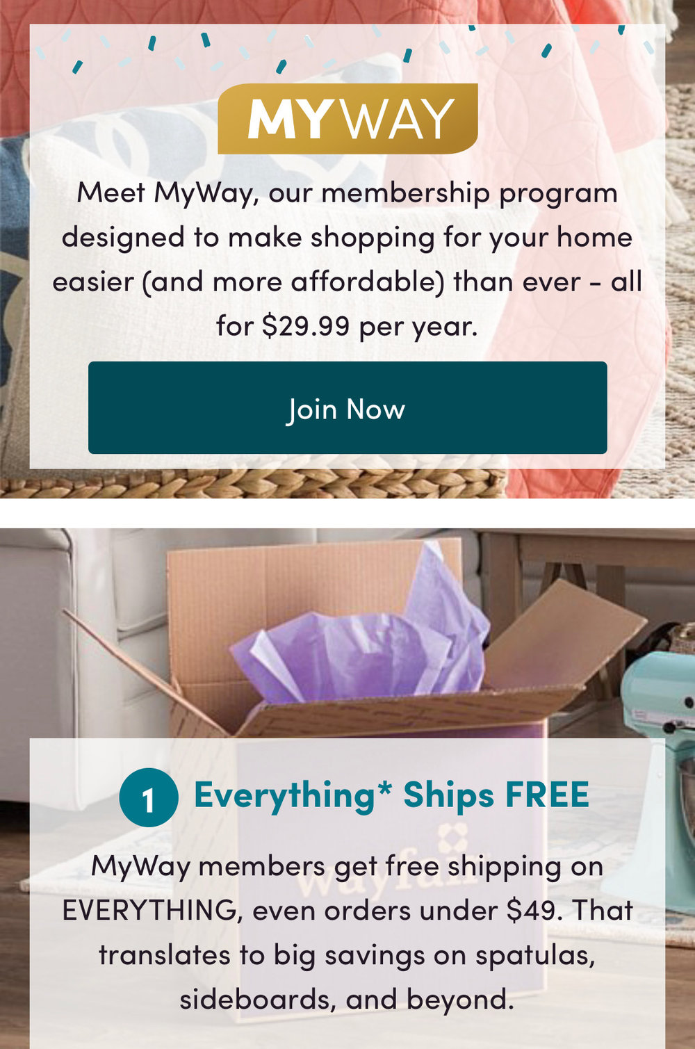 myway your best way to shop for anything home online