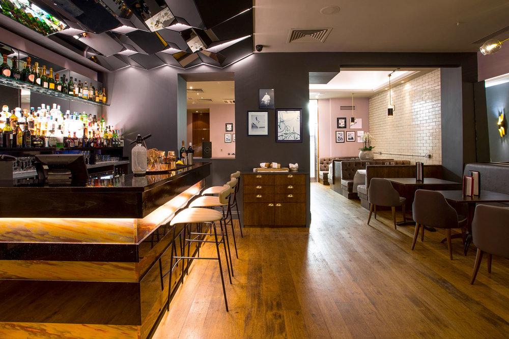Brasserie Abode, Glasgow