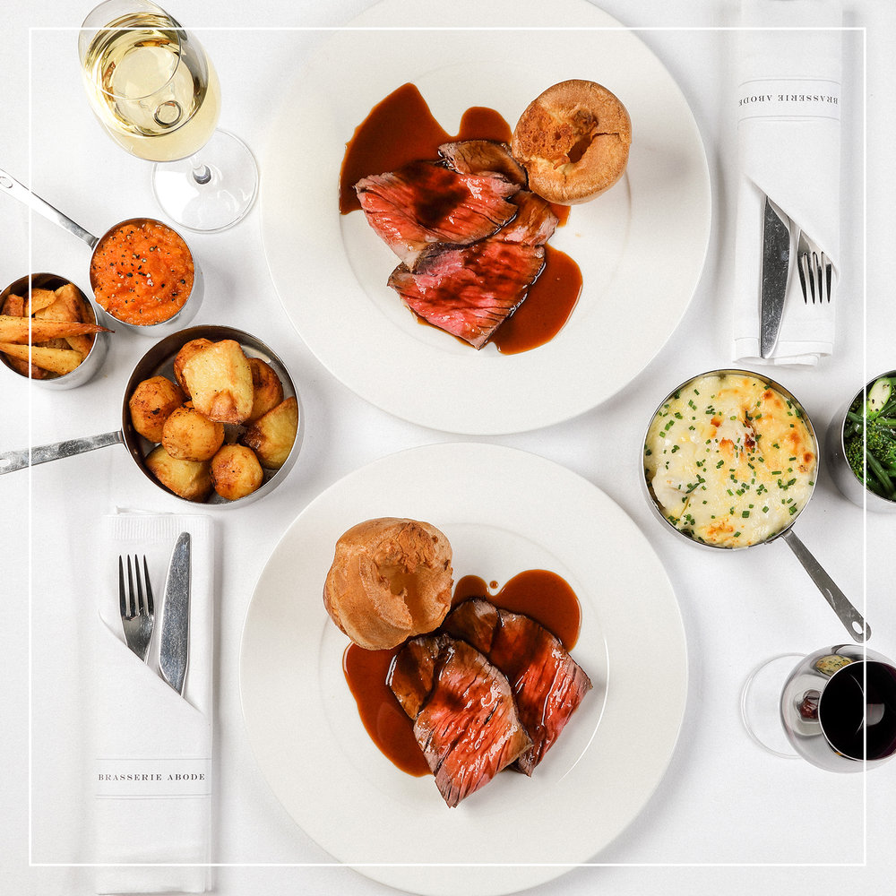 Sunday Social £25 - Available Sunday 12.30pm – 5.30pm.Enjoy our famous Sunday roast with unlimited prosecco*.*Unlimited prosecco available for two hours from when order is placed.VIEW THE MENU