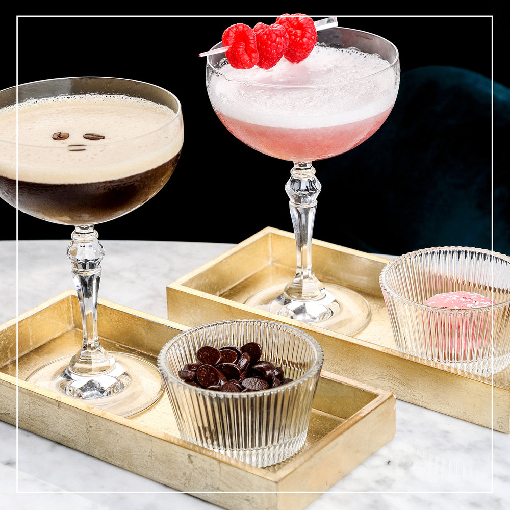 Two Cocktails for £10 - Available Monday - Friday until 7.30pm.Offer available on two cocktails priced at £8 each.