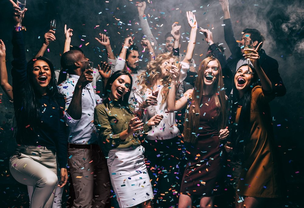 Festive Parties - 1ST - 23RD DECEMBERWith menus brimming with dishes so delicious they'll stop Santa in his tracks, celebrate in style with a three-course festive lunch or dinner with all the trimmings. Add in music, dancing and your own private dining room and the party really gets started...SUN - THURS £29.50   FRI - SAT £35.00Pre-booking required. Private dining available for up to 26 people.(Find out more about Christmas & New Year's Eve at Brasserie Abode Manchester)
