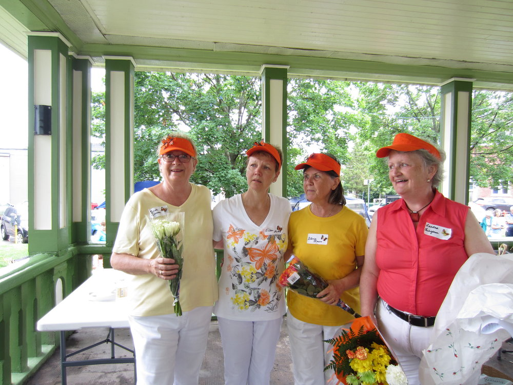 Hospice Muskoka Volunteers