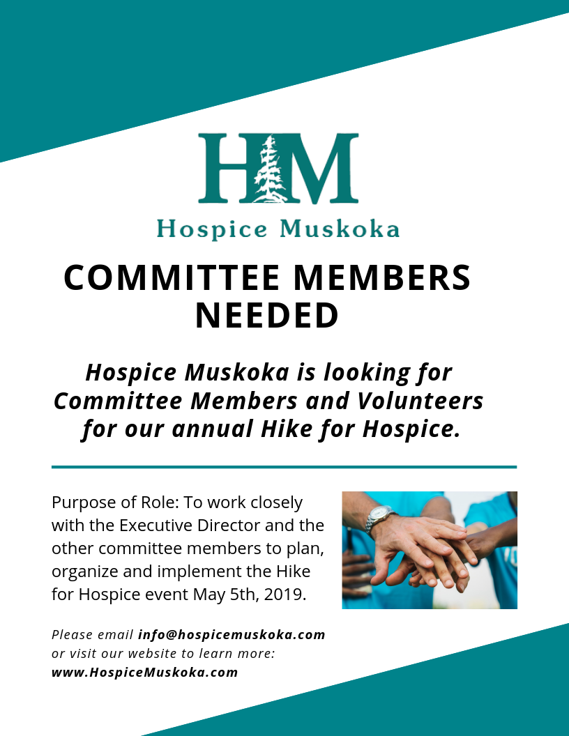 hospice-muskoka-volunteers-needed